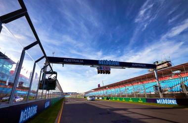 Recta del Albert Park | Foto: Australian Grand Prix