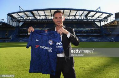 A Legend Returns: Lampard's Chelsea Tale