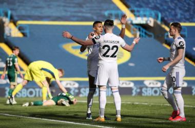 Leeds United 2-1 Sheffield United: Leeds blunt The Blades at Elland Road