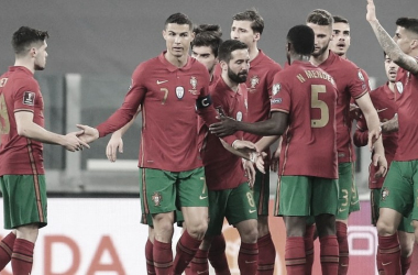 Goals and Highlights: Azerbaijan 0-3 Portugal for World Cup 2022 Qualification
