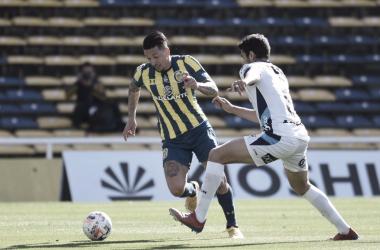 Jornada 8- Copa de la Liga Profesional- Rosario Central 4- Arsenal 0
