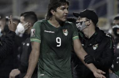 César Farías y Marcelo Martins- Selección Boliviana