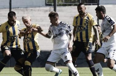 Último encuentro entre ambos- Amistoso- Quilmes 1(Brandon Obregón- Atlanta 0