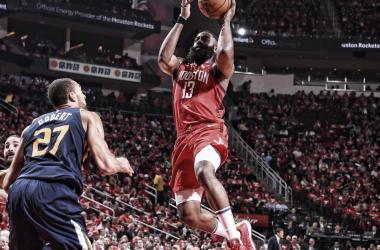 (Foto: Reprodução/Houston Rockets)