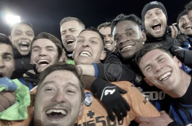 De virada, Atalanta supera Lazio e avança às semifinais da Coppa Italia