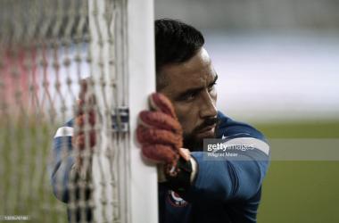 Claudio Bravo (Arquero y capitán de la Selección Chilena)
