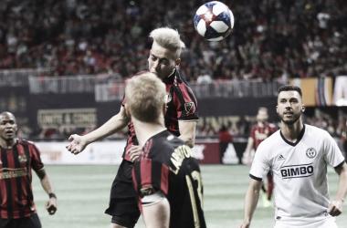 Atlanta United continúa sin carburar