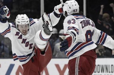 Crónica de la tercera jornada de los clasificatorios para los playoff de la NHL
