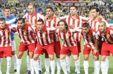 Las Palmas - Almería: puntuaciones de la U. D. Almería, ida de semifinal de playoff