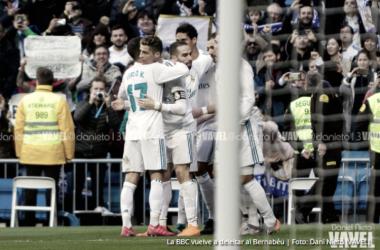 Así llega el Madrid: recuperando la buena dinámica