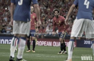 La Selección enciende las alarmas en el Real Madrid