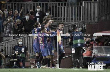 Barça VS Dinamo de Kiev (1-0)| Foto: Noelia Déniz-VAVEL