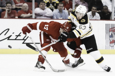 Brad Marchand contra los Red Wings | nhl.com