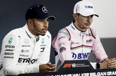 Según McLaren, no se firmó a Ocon por sus lazos con Mercedes