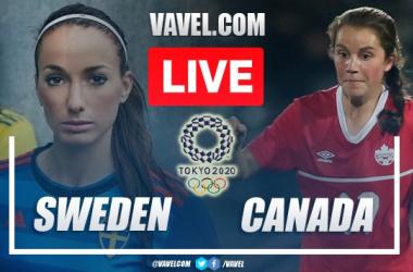 Goals and Highlights: Sweden (2) 1-1 (3) Canada in Football Women's Final Tokyo 2020
