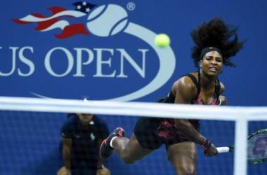 US Open: Serena Williams Rolls Past Injured Diatchenko