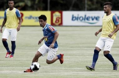 Com Rafael Silva e Manoel entre titulares, Deivid define Cruzeiro que encara Uberlândia