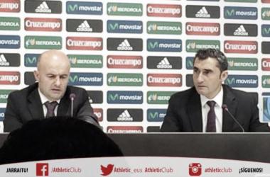 """Valverde destaca atuação de sua equipe: """"Foi uma noite mágica em San Mamés"""""""