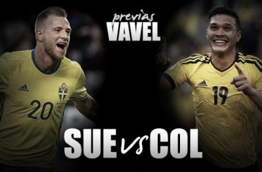 Suecia vs Colombia: comienza el sueño de oro
