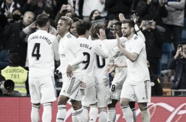 El Real Madrid ganó 3-0 al Alavés. Imagen: La Liga