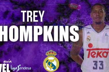 Trey Thompkins, una maravilla estética del baloncesto (Fotomontaje: Beñat Escribano Garamendi.)