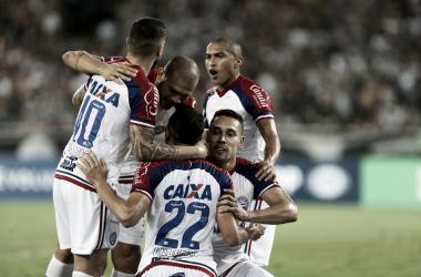 Bahia vence Botafogo nos pênaltis e avança às quartas de final da Sul-Americana