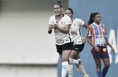 Vice-campeão em 2017, Corinthians faz primeira partida contra São Francisco-BA (Foto: Mauro Horita/ALLSPORTS)