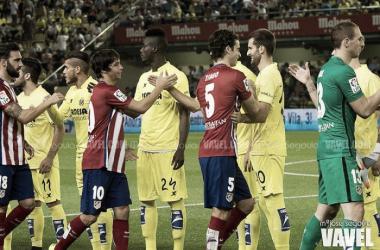 Atlético - Vilarreal, o cómo volver a verte con tu ex