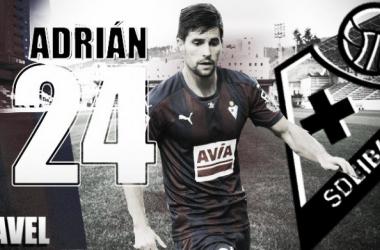 Por fin, Adrián González: talento y versatilidad