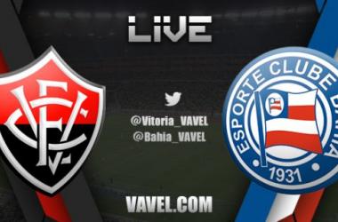 Vitória x Bahia, final do Campeonato Baiano 2014