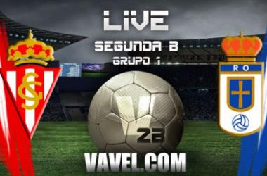 Sporting B - Real Oviedo en directo
