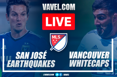 Highlights: San Jose Earthquakes 0-0 Vancouver Whitecaps in MLS 2021
