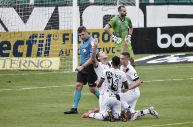 Figueirense 2 a 7 Ponte Preta (Figueirense FC / Divulgação)