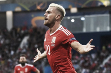 Aaron Ramsey has been one of the best midfielders at Euro 2016 | Photo: UEFA