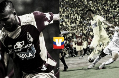 Resultado Tolima 1-2 Bucaramanga en Liga Águila 2016
