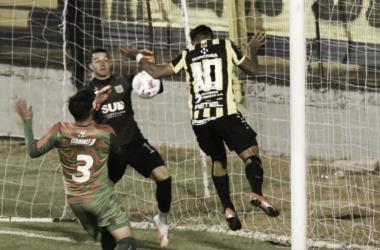 El partido tuvo lugar en el Estadio Fragata Sarmiento a las 19:00hs y fue transmitido por TyC Sports Play.