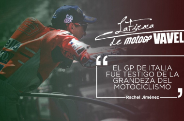 La Firma VAVEL MotoGP del GP de Italia: con la mirada en el cielo. Fotomontaje: Martin Velarde Falcón - VAVEL