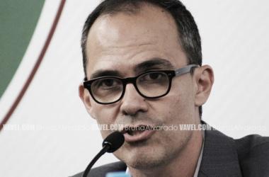 Presidente Pedro Abad diz que Fluminense não cederá à pressão da torcida por reforços