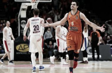 Alberto Abalde / Foto: Valencia Basket (Facebook)