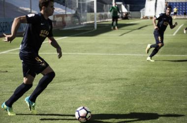 """Hugo Álvarez: """"El equipo está alto de moral"""""""
