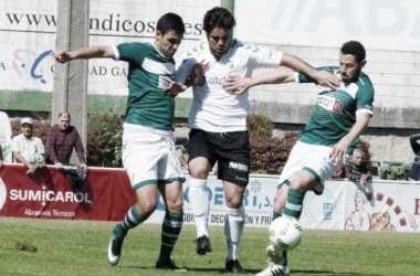 Abdón Prats se perderá varios encuentros por una inoportuna lesión. | Foto: Racing de Santander.