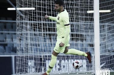 Un gol de Abel Ruíz da el billete a España a semifinales del Euro Sub19
