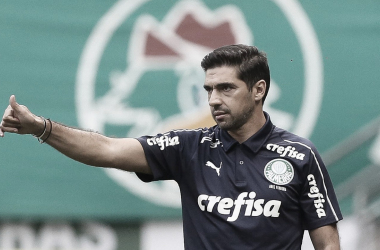 Abel Ferreira conseguiu se recuperar das críticas e levou Palmeiras a uma boa sequência de jogos (DIvulgação/Palmeiras)