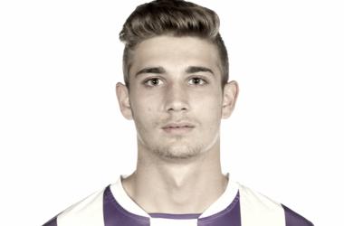 Abel Pascual, nuevo jugador del Promesas. Foto: CD Guijuelo