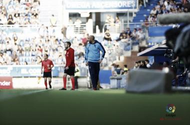 """Abelardo: """"La reacción del equipo ha sido positiva"""""""
