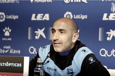 """Abelardo: """"El Espanyol es un equipo parecido a nosotros"""""""