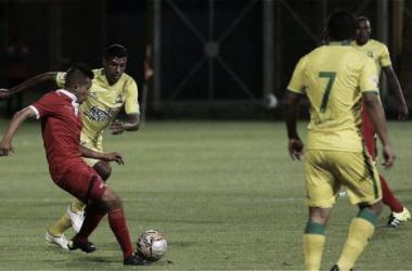 Los últimos duelos entre los finalistas, Bucaramanga y Fortaleza