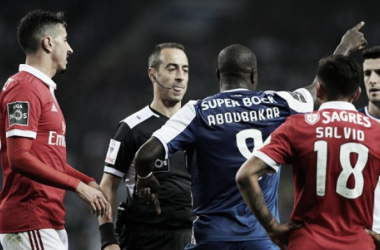 FC Porto se sintió perjudicado por el desempeño arbitral en el Clásico / www.fcporto.pt