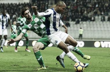 FC Porto no pudo pasar del empate ante un rival que mostró muy poco de local / www.fcporto.pt