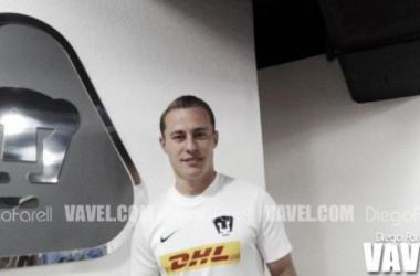 """Abraham González: """"El equipo no está jugando mal como dicen los resultados"""""""